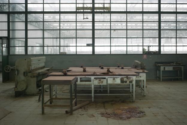 Consorzio universitario di Crotone veduta dei laboratori