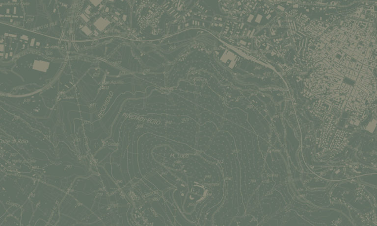 Cartografia tecnica elaborata in QGIS