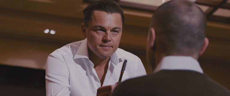 The wolf of Wall Street-Vendimi questa penna