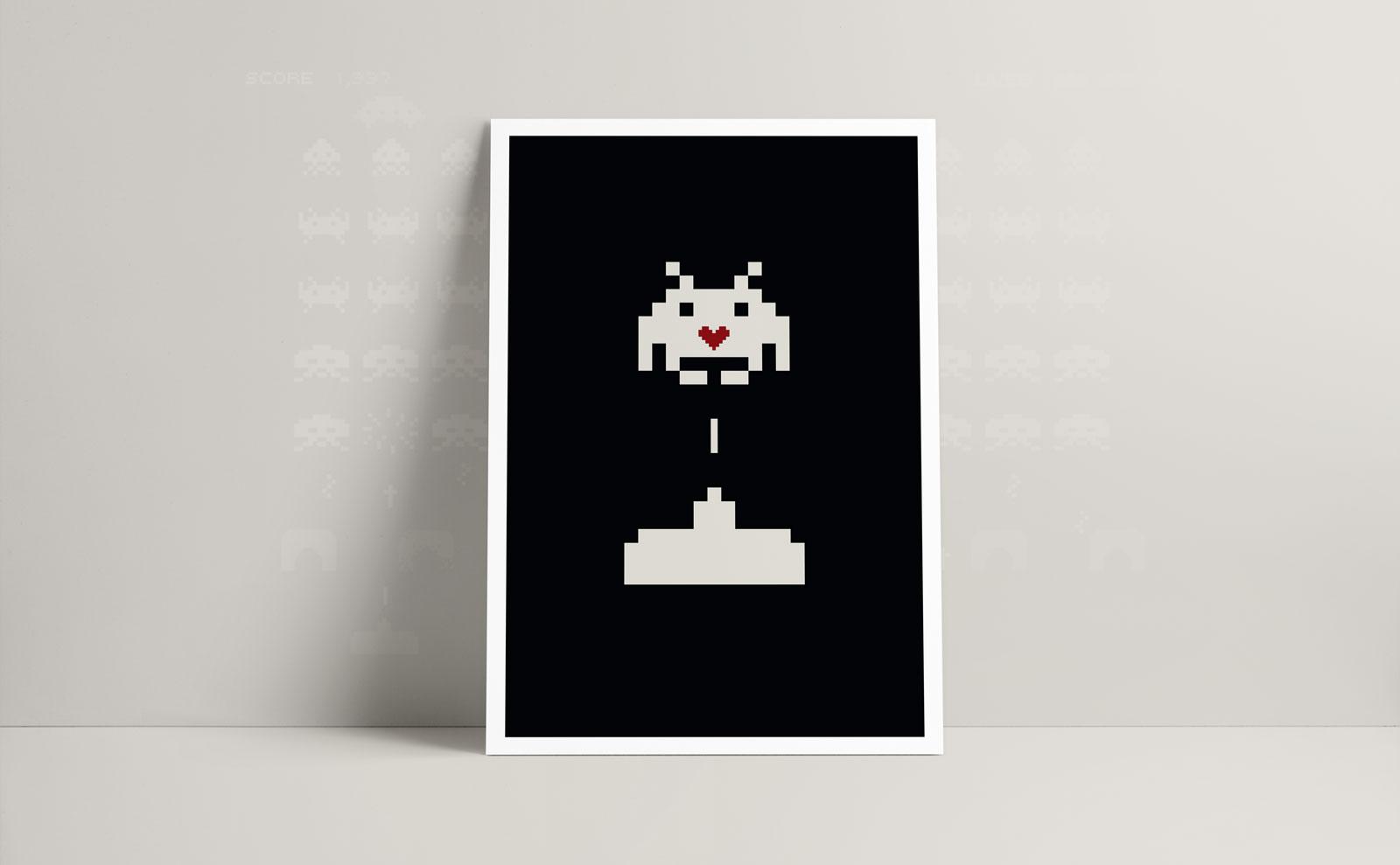 Mild Invaders poster