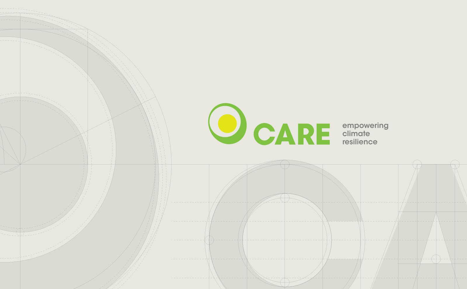 Il logo esteso del progetto Care