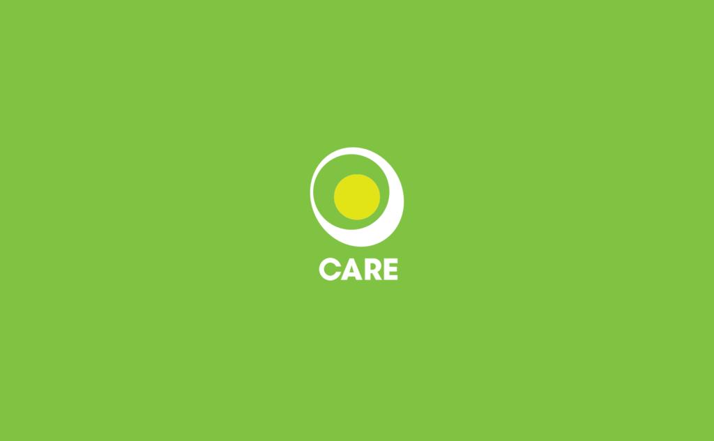 Il logo del progetto Erasmus+ Care
